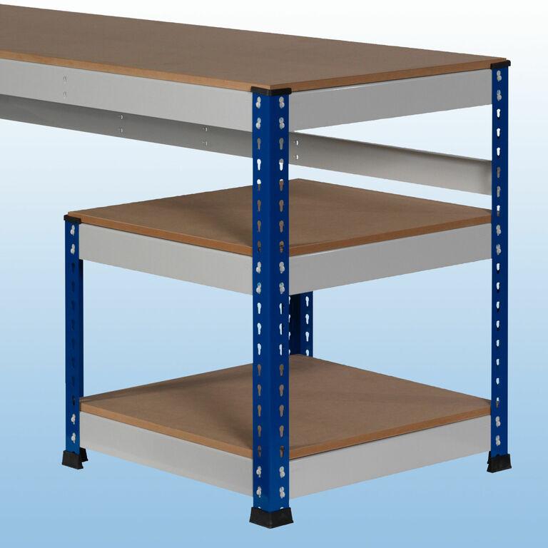 mp11 mp12 arbeitstische mit mdf platten arbeitstische. Black Bedroom Furniture Sets. Home Design Ideas